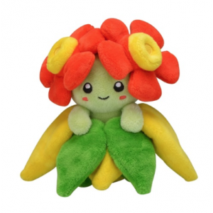 Plush Pokémon fit Bellossom