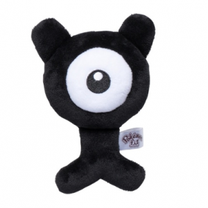 Plush Pokémon fit Unown Y
