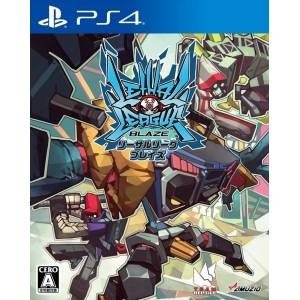 Lethal League Blaze - Standard Edition [PS4]