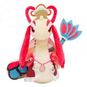 Plush Pokémon Aquali Oceanic Operetta Pokemon Center Limited [Goods]