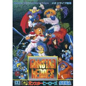 Gunstar Heroes [MD - Occasion BE]