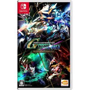 SD Gundam G Generation Cross Rays - Premium G Sound Edition [Switch]