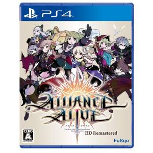 The Alliance Alive HD Remastered [PS4]