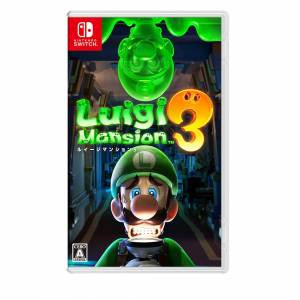 Luigi Mansion 3 - Standard Edition [Switch]