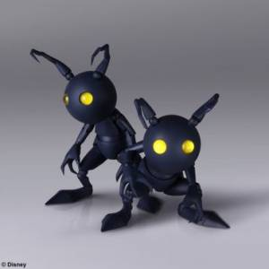 Kingdom Hearts III - Shadow Set [BRING ARTS / Square Enix]