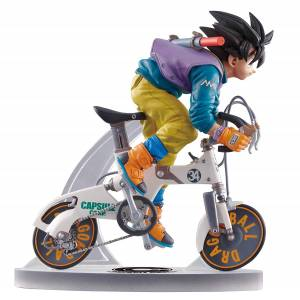 Dragon Ball Z Desktop Real McCoy 02 - Son Goku [Megahouse] [Used]
