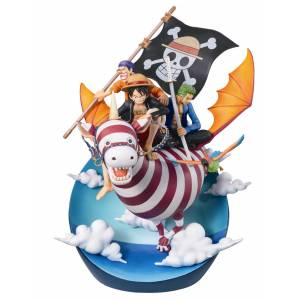 One Piece Desktop Real McCoy 03 [Megahouse]