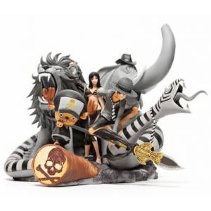 One Piece Desktop Real McCoy 02 - Theater 8 Mastermind Japan ver. [Megahouse]