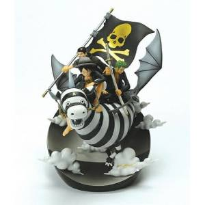 One Piece Desktop Real McCoy 03 - Theater 8 Mastermind Japan ver. [Megahouse] [Occasion]