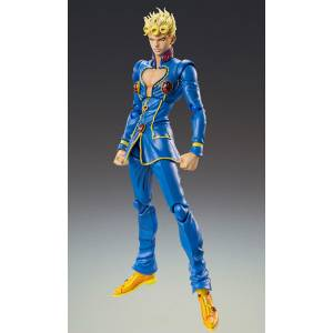 JoJo's Bizarre Adventure - Giorno Giovanna Reissue [Super Action Statue]