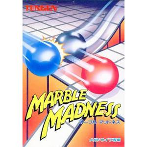 Marble Madness [MD - Used Good Condition]