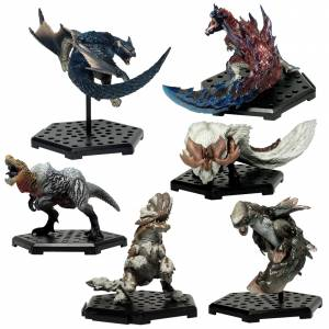 Monster Hunter Standard Model Plus Vol.15 - 6 Pack BOX [Capcom Figure Builder / CFB]