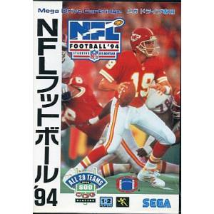 NFL Football '94 Starring Joe Montana [MD - Used Good Condition]