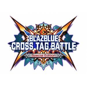 BLAZBLUE CROSS TAG BATTLE Special Edition Famitsu DX pack 3D crystal set + BLAZBLUE SOUND COMPLETE BOX [PS4]